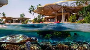 """Foster + Partners Designs """"Coral Bloom"""" Island Resort for the Red Sea    ArchDaily"""