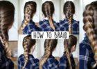 3 предлози за фризури со плетенки: Убава и уредна коса и по дома! (ВИДЕО)