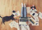 Осум правила за успешна работа од дома