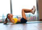 Само 10 минути на ден: Едноставни вежби за слабеење во пределот на стомакот (ВИДЕО)